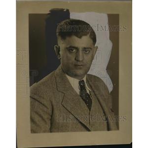1930 Press Photo Lewis Blackman Portrait - neo08931