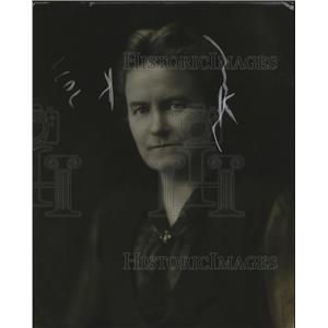 1918 Press Photo Miss Ruth Coif YWCA Worker - neo12584