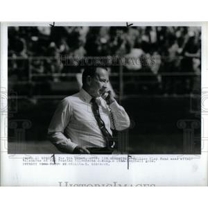 1987 Press Photo William Clay Ford - RRX56499