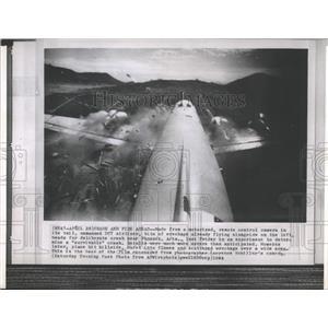 1964 Press Photo Unmanned Deliberate Airliner Crash - RRX84845