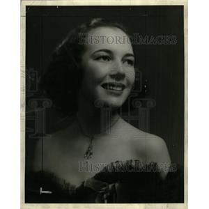 1939 Press Photo Virginia Ballantine