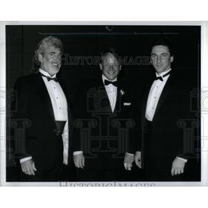 1987 Press Photo Edsel Ford Board Directors Ford Motors - RRX56405