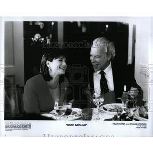 Prees Photo Once Around Holly Hunte Richard Dreyfuss