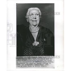 1963 Press Photo Grandmother Of American Field Hockey - RRW48573