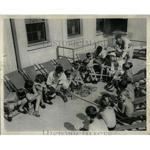 1936 Press Photo Chicago Amateur America La Rabida Bill - RRW58627