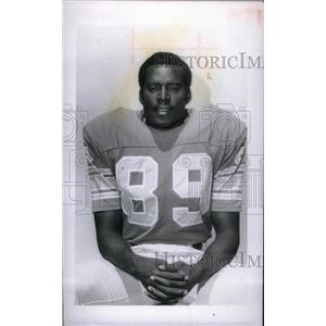 1977 Press Photo Detroit Lions Luther Blue - RRX38729
