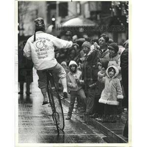 1983 Press Photo Northwest Suburban Shrine Club Cycling - RRW41103