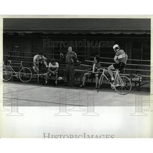 1982 Press Photo bicycles Races - RRW05627