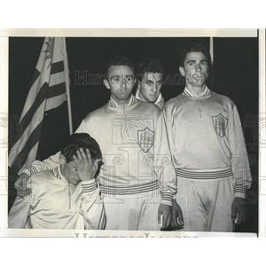 1959 Press Photo Uruguay Cycling Team - RRW51999