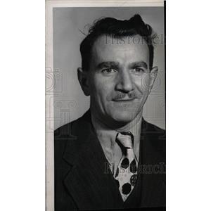 1945 Press Photo Leonid Rubinchek Chess Star - RRW72247