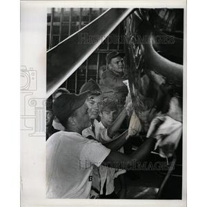 1965 Press Photo National Championship Air Race Event