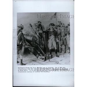 1970 Press Photo Revolutionary Wars Washington - RRW97461