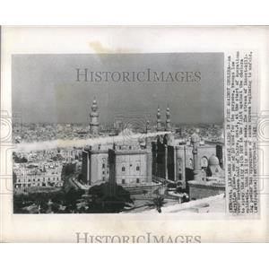 1947 Press Photo Planes spary cholera Egyptian Cario - RRX81597