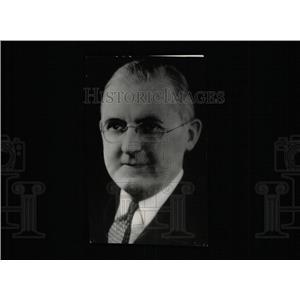 1935 Press Photo Frank Ernest Gannett media corporation - RRW78917