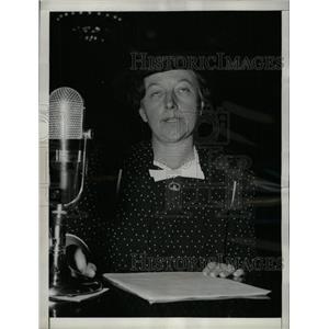 1939 Press Photo Mrs. Helen Taft - RRW98493