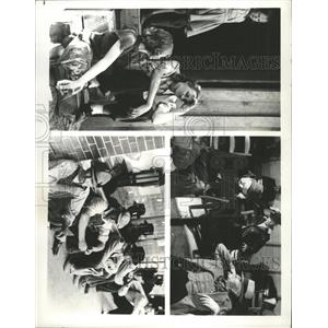 1978 Press Photo Great Depression Jobless Workers - RRX94455