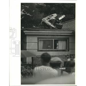 1982 Press Photo Pam Am World Airways Flight 759- Crash - noa88294