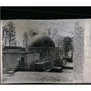 1957 Press Photo Atomic Power Plant - RRW92213