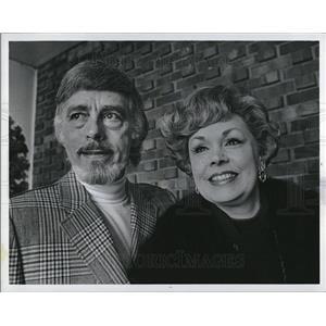 1978 Press Photo John Cote Dahlinger Ford  tie