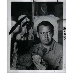 1953 Press Photo GABRIEL KOHN