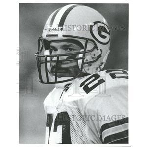 Press Photo Mark Lee Green Bay Packers Football - RRQ40229