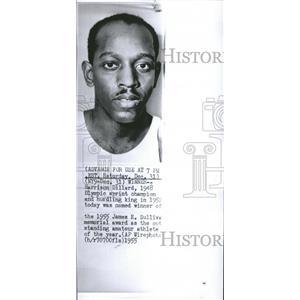 1955 Press Photo Harrison Dillard Olympic champion - RRQ62789