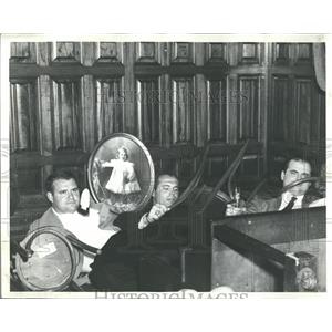 1965 Press Photo Palmer Mike Chicago Bears Pyle brother - RRQ65767