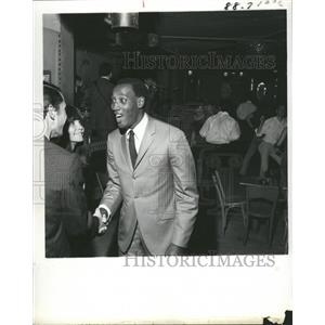 1966 Press Photo Happy Hairston American Pro Basketball - RRQ61931