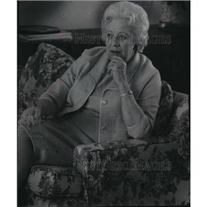 1968 Press Photo Green Bay Packers - Mrs. John Philip Bengtson, Wife of Coach