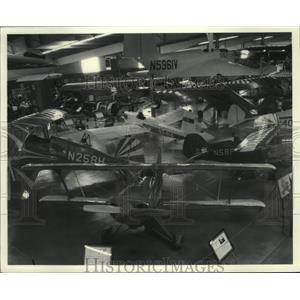 1982 Press Photo EAA Aviation Museum, Wisconsin - mjc29566