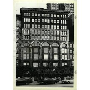 1919 Press Photo Finen Art Building Michigan Studio - RRW74631
