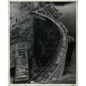 1939 Press Photo Seminole Dam Power Plant - RRX71439