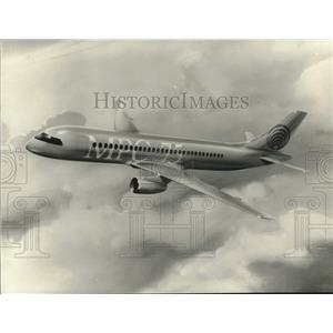 1989 Press Photo Airplane-Artist sketch of the MPC-75 model - lrx40050