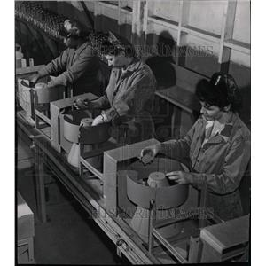 1952 Press Photo Illinois Dawson Gerogie Dehn Helfer - RRX70101
