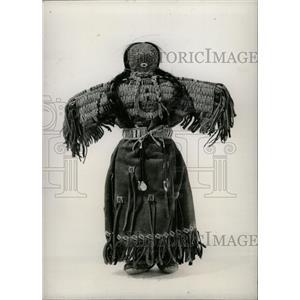 1952 Press Photo Exhibition Doll Prize Possession India - RRW74675