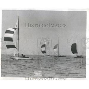 1959 Press Photo YACHT RACE PAN AMERICAN EVENT - RRW52121