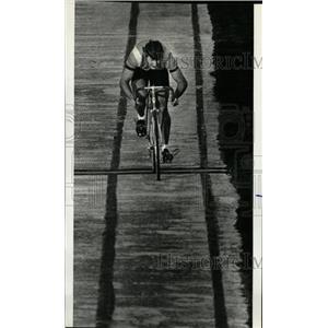 1979 Press Photo Meadow hill Park Velodrome North brook - RRW75187