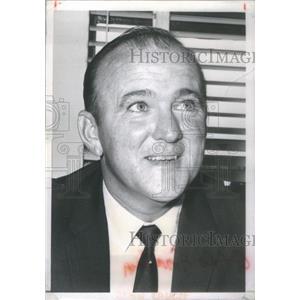 1966 Press Photo John Johnny Rauch Green Bay Packers Buffalo Bills Oakland
