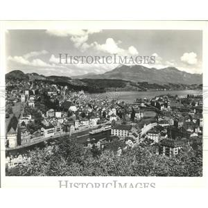 Press Photo Lucern Switzerland - RRX86593