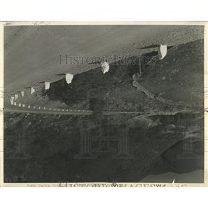 1938 Press Photo Mexico Highway PanAmerican Games - RRW52491