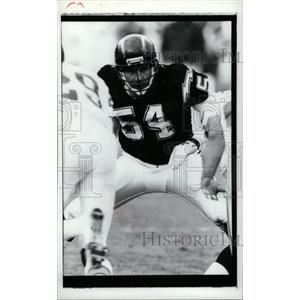 1990 Press Photo Billy Ray Smith - San Diego Chargers - RRW80659