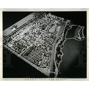 1900 Press Photo Central South Area Plan Espressway - RRW61629