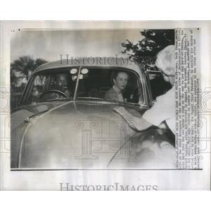 1949 Press Photo Mrs Ruth Khama Bamangwato Bechuanaland Africa Chief Tshekedi