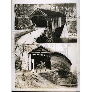 1900 Press Photo Humpback Bridge - RRX74265