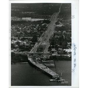 1900 Press Photo Aerials Pinellos County Hills.Co - RRX71589