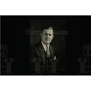 1928 Press Photo Paul B. Lanius Rotary Club - RRW78691