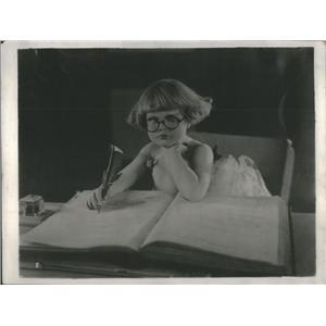 Press photoMiss Joan Marsh, actress - RSC99437