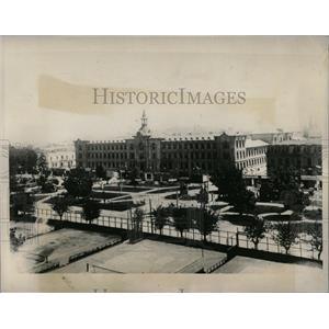 1939 Press Photo Earthquake in Concepcion Chile - RRX62741