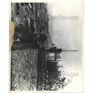 1931 Press Photo Santiago Chile Capital - RRX95231
