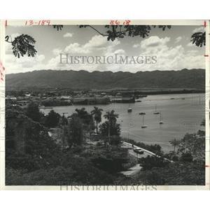 1963 Press Photo Montego Bay,the land of Calypso - RRX83779